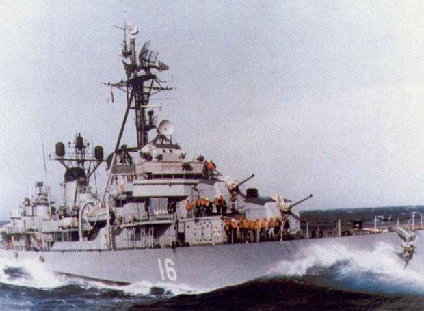 Παλαιά ναυτική πολιτική γνωριμιών